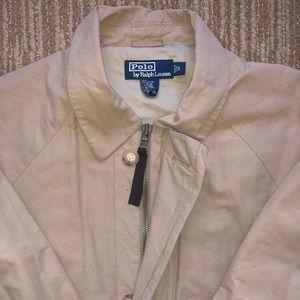 Polo by Ralph Lauren Jackets & Coats - Beige polo Ralph Lauren small pea coat trench mens